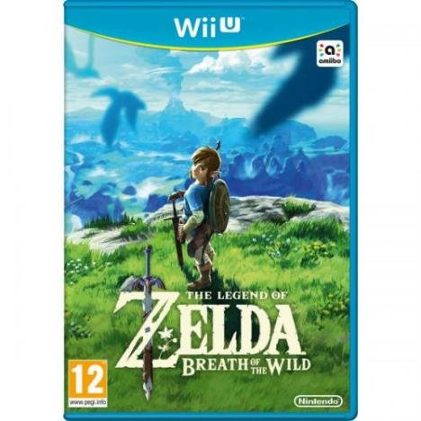 The Legend of Zelda: Breath of the Wild Wii